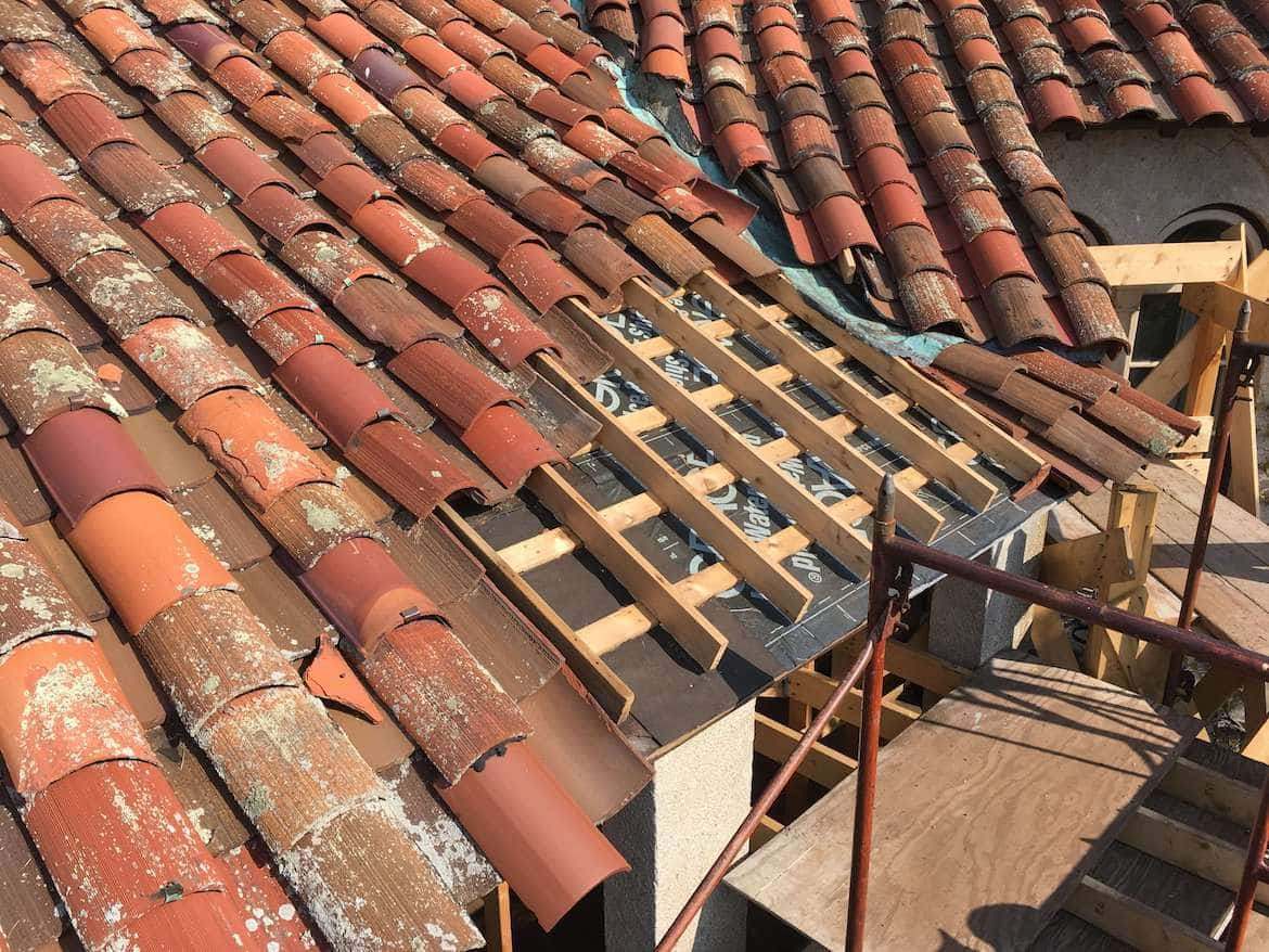 Clay tile roof contractor ri ma renaissance roofing for Clay tile roofs